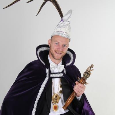 2017 Prins Jurgen I